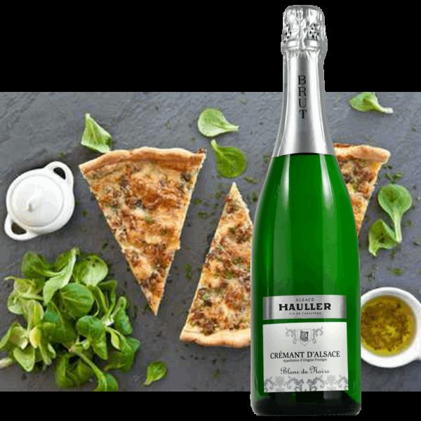 Crémant Blanc de Noirs<br/>9,90 € la bouteille