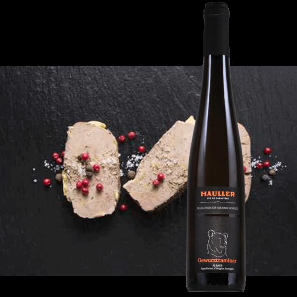 Gewurztraminer<br/>Sélection Grains Nobles<br/>34,80 € la bouteille