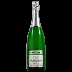Crémant Pinot gris Alsace Maison Hauller gamme Crémants
