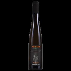 Pinot gris sélection de grains nobles Alsace Maison Hauller gamme Vins d'Exception