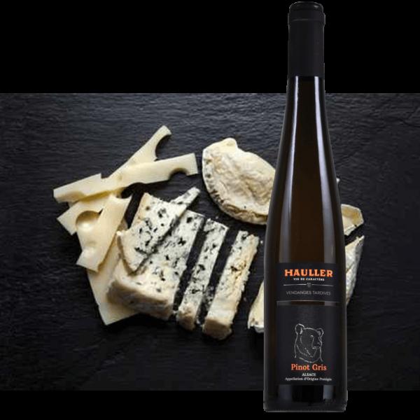 Pinot gris<br/> Vendanges Tardives<br/>22,70 € la bouteille