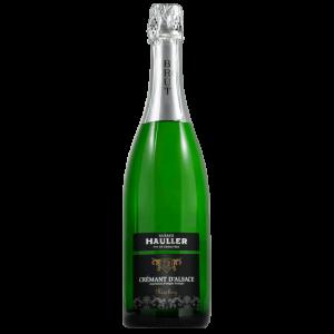 Crémant Riesling Alsace Maison Hauller gamme Crémants Prestige