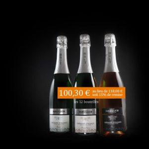 Offre Festive - Vin Alsace Hauller