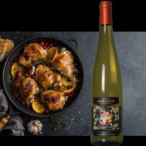 TRIPTYK - Le Gastronome - Maison Hauller - Vin d'Alsace