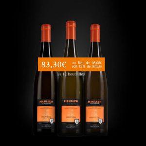 Offre Les Pinots - Vin Alsace Hauller