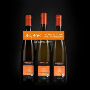 Offre Gourmand - Vin Alsace Hauller
